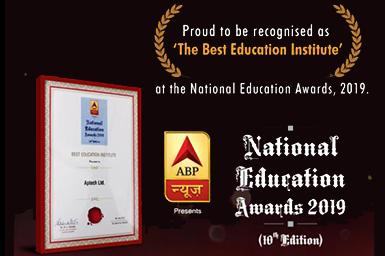 Aptech wins The Best Education Institute award in 2019